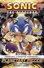 Sonic The Hedgehog 6: Planetary Pieces