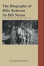 The Biography of Billy Redcorn to Bill Nixon