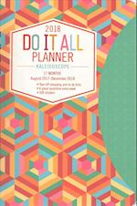 Kaleidoscope 17 Month Do It All 2018 Planner