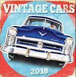 Vintage Cars Album 2018 Calendar