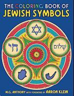 The Coloring Book of Jewish Symbols