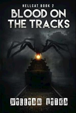 Bog, paperback Blood on the Tracks af William Vitka