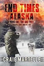 End Times Alaska af Craig Martelle