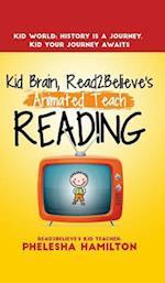 Kid Brain, Read2believea€(tm)S Animated Teach Reading
