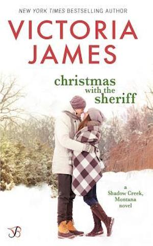Bog, paperback Christmas with the Sheriff af Victoria James