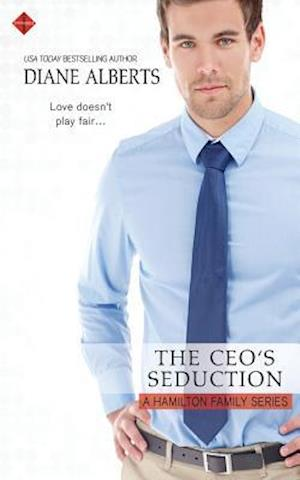 Bog, paperback The CEO's Seduction af Diane Alberts