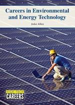 Careers in Environmental and Energy Technology (High Tech Careers)