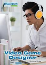 Video Game Designer (Cutting-edge Careers)