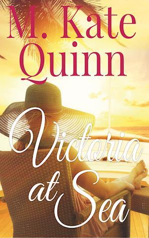 Bog, hæftet Victoria at Sea af M. Kate Quinn