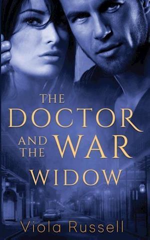 Bog, hæftet The Doctor and the War Widow af Viola Russell