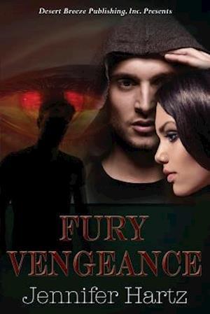 Bog, paperback Fury Vengeance af Jennifer Hartz