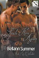 The Tracker's Destiny Finds Him Again [Rescue for Hire West 6] (the Bellann Summer Manlove Collection)
