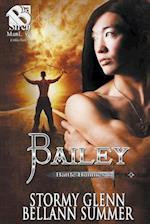 Bailey [Battle Bunnies 1] (Siren Publishing Everlasting Classic Manlove)