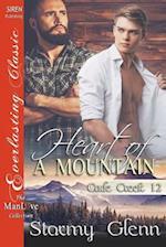 Heart of a Mountain [Cade Creek 12] (Siren Publishing