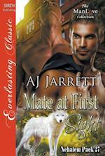 Mate at First Sight [Nehalem Pack 27] (Siren Publishing Everlasting Classic Manlove)