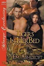 Tigers in Her Bed [The Tigers of Texas 7] (Siren Publishing Menage Everlasting)