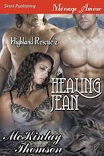 Healing Jean [Highland Rescue 2] (Siren Publishing Menage Amour)