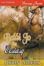 Bobbi Jo in Ecstasy (Siren Publishing Menage Amour)