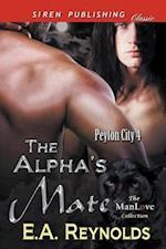 The Alpha's Mate [Peyton City 4] (Siren Publishing Classic ManLove)