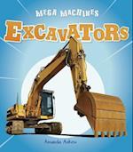 Excavators (Mega Machines)