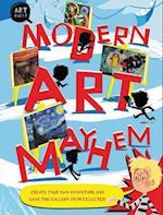 Modern Art Mayhem (Art Quest)