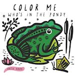 Color Me (Wee Gallery Bath Books)