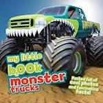 My Little Book of Monster Trucks (My Little Book of)