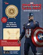 Incredibuilds Marvel Captain America (Incredibuilds)