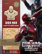 Incredibuilds Marvel's Captain America Civil War Iron Man Deluxe Book and Model Set (Incredibuilds)