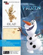 Disney Frozen Deluxe Book and Model Set (Incredibuilds)