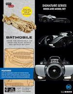 Batmobile Signature Series Book and Model Set (Incredibuilds)