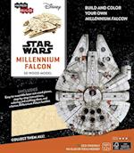 Incredibuilds Star Wars Millennium Falcon 3D Wood Model (Incredibuilds)