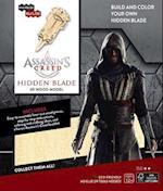 Assassin's Creed 3d Wood Model (Incredibuilds)