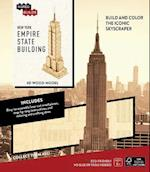 Incredibuilds New York Empire State Building 3d Wood Model (Incredibuilds)