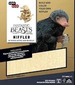 Fantastic Beasts and Where to Find Them 3d Booklet + Wood Model (Incredibuilds, nr. 1)