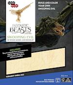 Fantastic Beasts and Where to Find Them 3d Booklet + Wood Model (Incredibuilds, nr. 2)