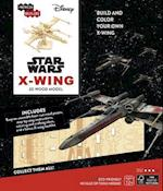Incredibuilds Star Wars X-Wing 3D Wood Model (Incredibuilds)