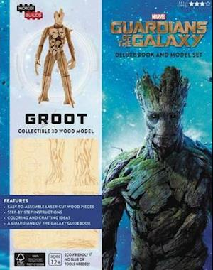 Bog, hardback Guardians of the Galaxy af Marc Sumerak