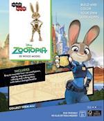 Incredibuilds Disney Zootopia 3D Wood Model (Incredibuilds)