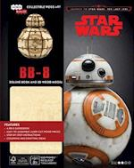 Journey to Star Wars: the Last Jedi Bb-8 Deluxe Book and Model Set (Incredibuilds, nr. 1)