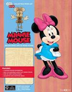 An Inside Look at the History of Minnie Mouse (Incredibuilds)