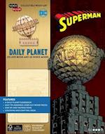 IncrediBuilds: DC Daily Planet Deluxe Book and Model Set