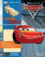 Incredibuilds Lightning McQueen Deluxe Book and 3D Wood Model (Incredibuilds Disney Pixar Cars 3)