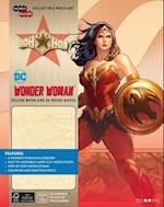 Wonder Woman Deluxe Book and Model Set (Incredibuilds)