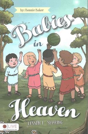 Bog, paperback Babies in Heaven af Bonnie Baker