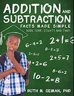 Addition and Subtraction Facts Made Simple Book Four
