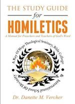 The Study Guide for Homiletics