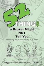 52 Things a Broker Might Not Tell You