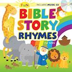 Fun Bible Story Rhymes for Kids (Lets Share a Story)