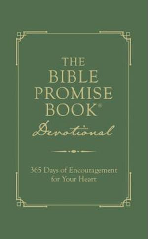 Bog, paperback The Bible Promise Book Devotional af Barbour Publishing